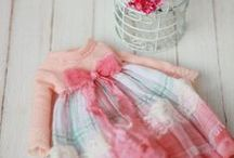 Blythe Clothes / by Like2makethings