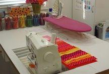 Costura / Coletânea de Estúdios, materiais, processos que envolvam tecido, linhas e agulhas.