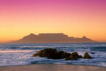 Travel - Cape Town South Africa / Where I live