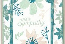 SU Blooms & Wishes / To order your Stampin' Up! products see me at http://www.stampinup.net/esuite/home/cparsons/