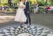 Best of Wed in Central Park / the best pins from my blog and website