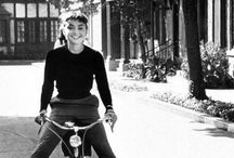 vintage (aka- The Audrey Hepburn Board) / There's a power in history. It influences us in ways that we can't imagine. I am inspired by past fashion trends and I love to see how they circle back!
