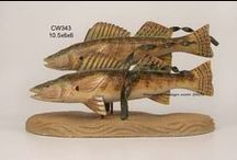 Gamefish Sculpture / Gamefish Wall Art. Game Fish Sculpture. Ocean Decor. Fish Decor.