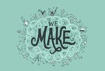 Crafty Quotes / Quotes for crafters and creative businesses