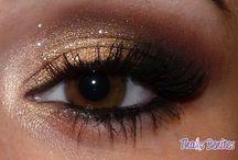 Me+Makeup=<3 / Because I love makeup!!!  :) / by Stephanie Monroy