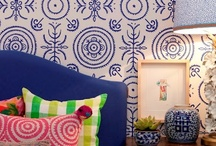 lovely homes / by Renata Couto