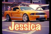 My Jessica / My personal daily driver / show car - 2008 Ford Mustang Shelby GT-C #0168