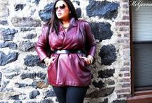 Plus Size Bloggers / by PLUS Model Mag