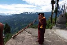 Neora Valley & Sikkim, NE India / Views when volunteering with Help Tourism / by Marian Strong