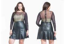 Fall/Winter 2013 Plus Size Fashion