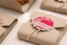 Food packaging / Inspirational ideas in how to wrap up your home baked creations