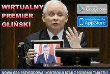 Kaczyński iPad Gliński