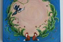 The Magpie* & The Fox* / *secret event* / by Sarah Prall