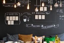 G's Cafe Ideas / What my future business will consist of :) / by Stephanie Monroy
