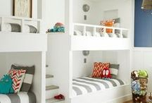 Twin Bunk Shared Rooms / Shared Bedrooms