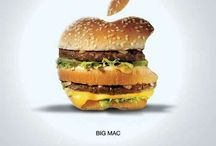 Awesome Ads. / This is a place for print advertising lovers. Find here your awesome creativity! / by Bambi No Muere