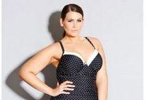 2014 Plus SIze Swimwear / Figure flattering swimwear for all shapes and sizes.