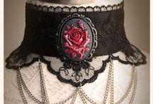 bisutería / pulseras, collares, pins, cuentas, perlas, bisutería, joyería de fantasía, joyería hecha a mano, manualidades / by mrx