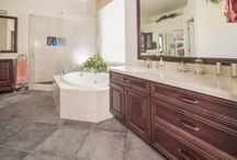 Bathrooms / Bathrooms by Classy Closets. We create more than just stunning closets, browse our custom bathroom photos for more dream bathroom inspiration!