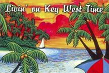Key West Art & Music / Feel the island's charm with our Key West inspired metal wall art and music CD's.  Our steel drum and island music will wash your troubles away.  Let this tropical island paradise remove you from the cold and cloudy grey skies of home.