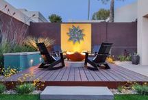 Outdoor ideas / by Andee Hasty