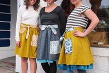 Tutorials ~ ADULT dress/tunic/skirt / Stuff to sew for myself!