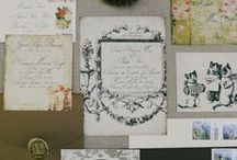 Cards, Invites & Stationary / by Brittany Baker
