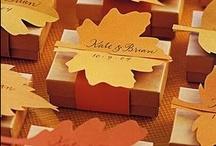 Fall Wedding / by Claudine Ursino