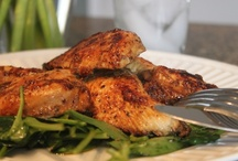 Low Carb~Gluten Free~Paleo / Good Old Fashioned Clean Eating!!! / by Bee