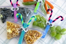 Kids Healthy/Fun & Party Foods / by Heather Stanford