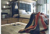 bedroom / by Anne Norris Beasley