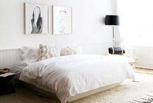 My House / Minimal, modern interior design.