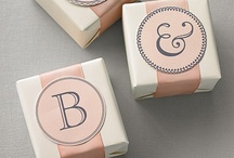 Favors & Placecards / by Claudine Ursino