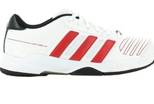 Junior Squash Shoes / A visual archive of Junior Squash Shoes. Each shoe links back to squashsource.com, where you can often find links to purchase the shoes. / by Squash Source