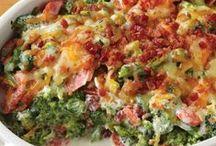 Casseroles/Skillets/One Dish Meals / by Pamela Flannery Stevens