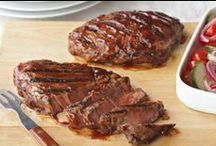 Grilled Goodies / We love to grill out no matter the weather. / by Pamela Flannery Stevens