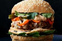 Burgers, Pizza, Wraps, Tacos. Vegan