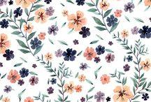 // Palettes, Patterns & Textures // / by Geneva Garcia