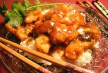 Asian Dishes / by Pamela Flannery Stevens