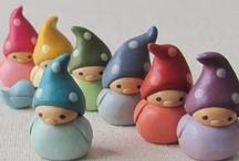 Gnomes & Friends / by Heidi Fristrup