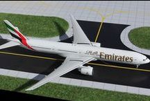 Diecast Airplanes