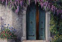 Stairways, Doorways & Passages / by Rebecca Price