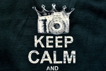 Keep Calm & / by Heather Stanford