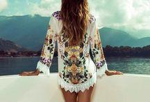 COASTAL / fashion / style encompassing beachy and breezy looks, beach, summer, coastal, ocean, nautical