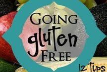 Gluten free basics and general info  / by Lisa Fox