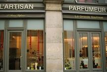 L'Artisan Parfumeur / Since 1976 L'Artisan Parfumeur has been creating eaux de toilette, home fragrances and fragrant objects.