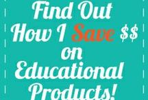 Educational / Books/Ebooks, Learning Activities, Educational Products and much more to help kids learn and be the best themselves that they can be!