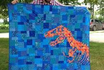 QUILTS GALORE!!!!! / by Stephanie Troemel