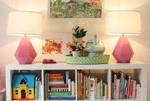 Girl's room overhaul musts! / by Heather Stanford