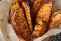 Everything sweet potatoes / by Lisa Fox